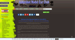 Preview of aldershotmodelcarclub.net